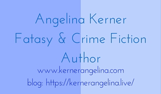 angelina kernerauthor