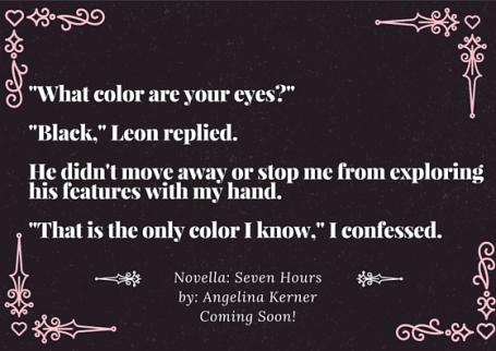 quote card entry- Novella- Seven Hours