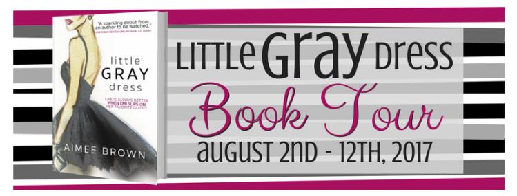 Little Gray Dress Banner