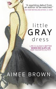 Little Gray Dress Cover