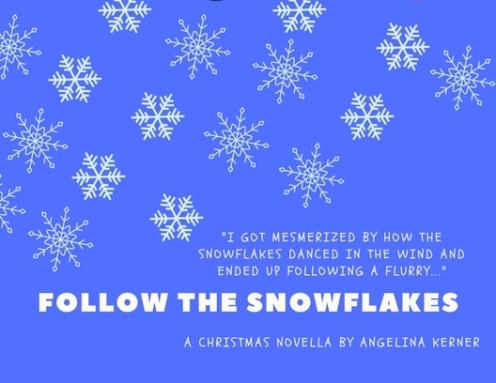 follow the snowflakes card 1