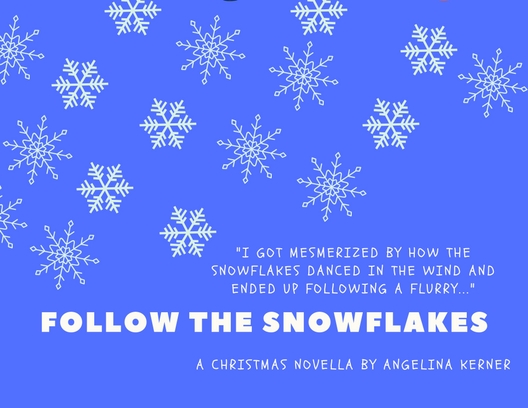 follow the snowflakes card 1