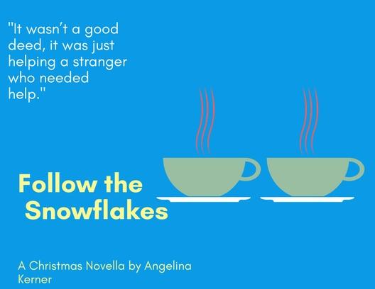 follow the snowflakes card 3