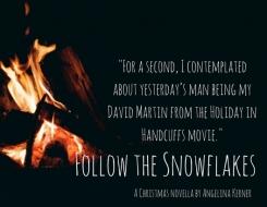 Follow the Snowflakes card 4
