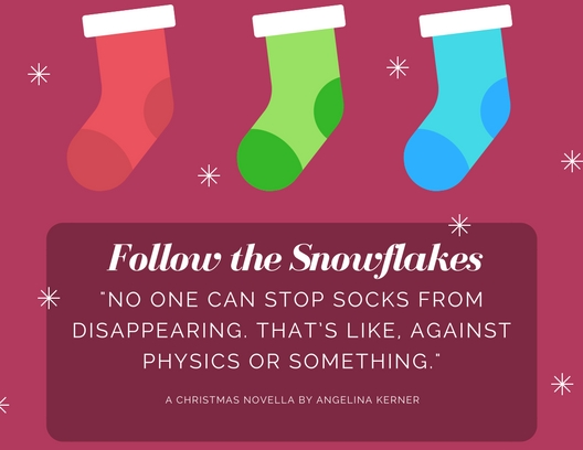follow the snowflakes card 5
