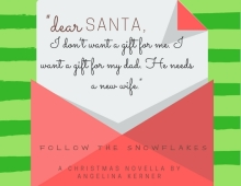 follow the snowflakes card 6