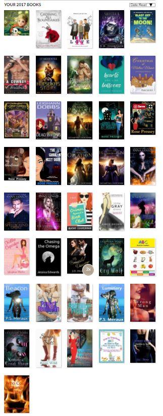 42 books