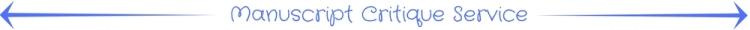 Manuscript Critique Service