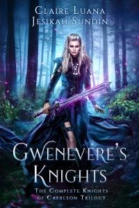 19-152 Claire Luana & Jesikah Sundin Gwenevere's Knights