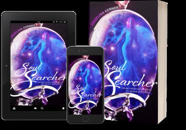 Soul Searcher 3D Book Mockup