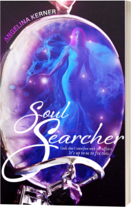 Soul Searcher Book Cover 3D