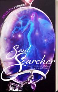 Soul Searcher Book Cover 3D