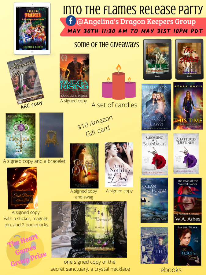 Author books poster